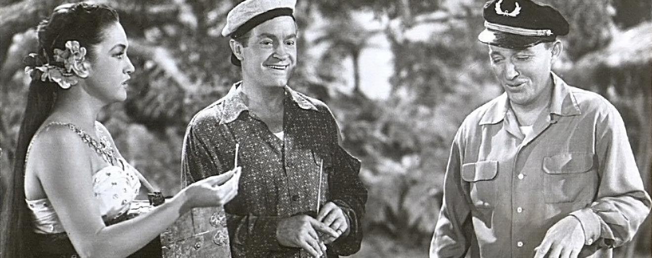 Camino a Bali, 1952. películas antiguas