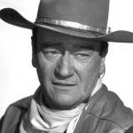 John Wayne. actores de cine clásico