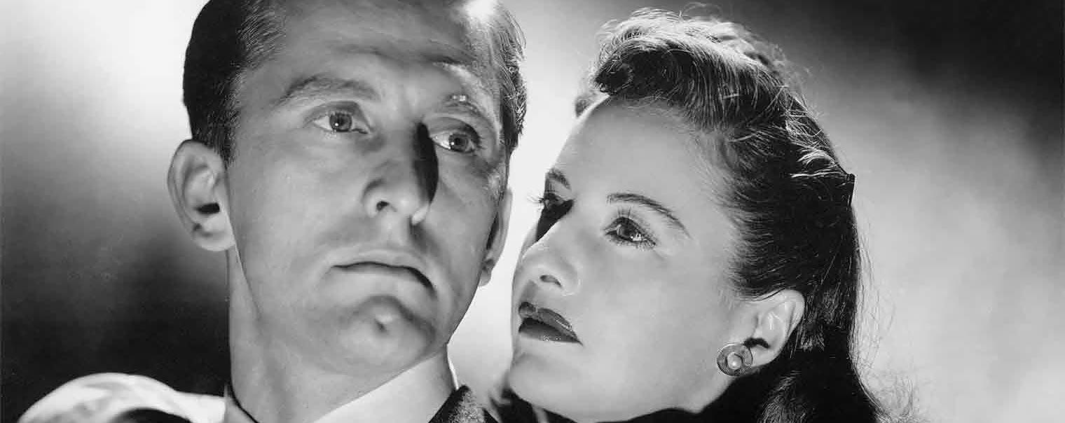 """""""El extraño amor de Martha Ivers"""", 1946. Restauración cine clásico"""